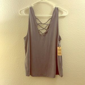 AE Gray Tank Top